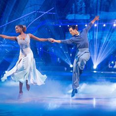 Oti Mabuse, Danny Mac - (C) BBC - Photographer: Guy Levy