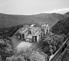 These fascinating images show the lost country houses of Wales - Wales Online