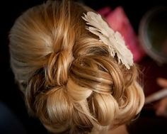 wedding hair by marisol