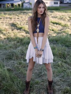 Free People Pyxie Skirt at Free People Clothing Boutique