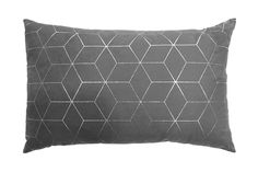 Coussin Rubic gris