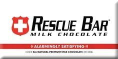 Rescue Chocolate Bar, See the collection at BethBingham.com #yummy #chocolate #treat #fashion #follow4follow #teamfollowback #fashionista #beauty