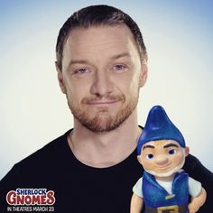 #sherlockgnomes is in theatres in one week. You can buy your tickets now at tickets.sherlockgnomes.com #whosyourgnomey #ceramicslife