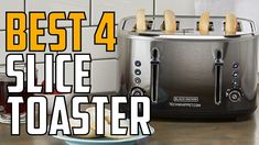 ✅Best 4 Slice Toaster 2019 - Top 10 Slice Toaster Reviews Technology Gifts, Latest Technology, Best 4 Slice Toaster, Tech News Today, Tech Gifts, Tech Gadgets, Gifts For Him, Boyfriend, Top