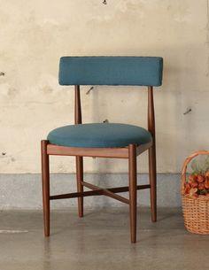 Gplan chair Scandinavian Dining Chairs, Teak, Interior, Furniture, Home Decor, Decoration Home, Indoor, Room Decor, Home Furnishings