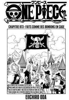 Lecture en ligne One Piece 873 page 2