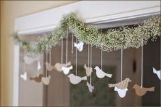 Como Fazer Guilanda Decorativa Para Casamento