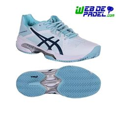 Imagenes de deporte y padel Asics Gel Solution Speed 3 Clay Mujer - http://webdepadel.com/asics-gel-solution-speed-3-clay-mujer