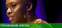 Chimamanda Adichie grew up in a house formerly occupied by fellow writer Achebe. More>>http://zodml.org/discover-nigeria/people/chimamanda-adichie