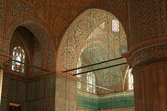The Blue Mosque, Istanbul by Vince Millett, via Flickr
