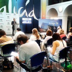 #Andalucia posicionándose como destino preferencial en el Reino Unido. World Travel Market 2014 #wtm2014