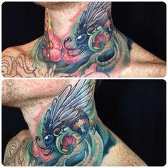 Nick Baxter #bumblebee LIKE US Facebook: www.facebook.com/Tattooedink  FOLLOW BLOG: http://tattooedpage.tumblr.com/ #tattoos #tattoo #tattooed #art #ink #artist #realistic #realism #tattooartist #awesometattoos #besttattoos #blackandgreytattoos #colortattoos #followme #nickbaxter