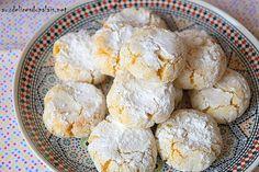 Bildergebnis für ghriba recette marocaine