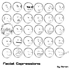 comic expressions - Google Search