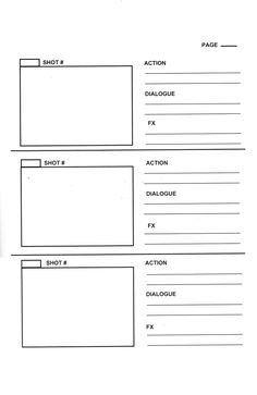 [ Storyboard Template Templates Plan Your Book Trailer ] - Best Free Home Design Idea & Inspiration Video Storyboard, Storyboard Examples, Storyboard Template, Animation Storyboard, Beau Film, Project Planning Template, Film Tips, Digital Storytelling, Book Trailers