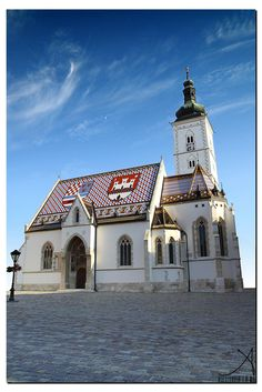 St. Marks church, Zagreb,Croatia by Ankit Khare on 500px