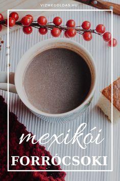 Egészséges recepetek - Mexikói forró csokoládé növényi tejből – táplál és felmelegít Paleo Mom, Paleo Diet, Ketogenic Diet, Hormone Diet, Mind Diet, Keto Recipes, Healthy Recipes, Weekly Meal Planner, Low Carb Diet Plan