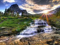 Logan Pass, Glacier National Park- Montana