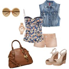 Clothes Outift for teens movies girls women . Cute Summer Outfits, Summer Wear, Outfits For Teens, Pretty Outfits, Spring Summer Fashion, Spring Outfits, Winter Outfits, Cute Outfits, Summer Fall