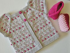 Ravelry: Project Gallery for Dottie pattern by Mary Lawson