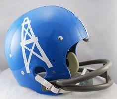 Houston Oilers Helmet