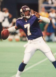 Cunningham, Randall QB 1997-1999