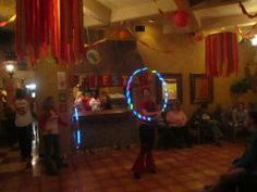 #HaciendaGreenRiverRoad#CincoStyle #CincoEntertainment#CincoFun #LedHulaHoopin'