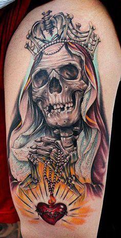 Skull Tattoos 37 - 8