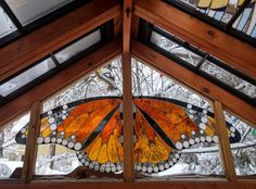 Neile Cooper's handcrafted glass abode is made entirely of reclaimed materials and it is stunning.