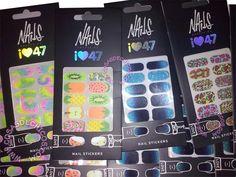 #Sticker #Nails de @47street  @47St #Original #StickerNails