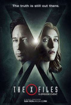 We've seen the future, and the future looks just like this poster. Exclusive new X-Files key art finds agents Fox Mulder (David Duchovny) and Dana Scully (Gillian Anderson) back in their signature FBI-approved threads, framed in the letter that gave its David Duchovny, Movies And Series, Movies And Tv Shows, Tv Series, Dana Scully, Gillian Anderson, Mark Mulder, Top Des Series, Mark Snow