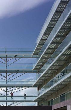 Solid 11, Amsterdam,  by Tony Fretton Architects