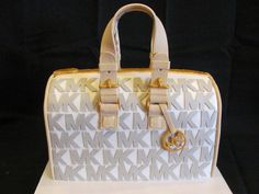 Image Detail for - Michael Kors Purse - by cakefrenzy @ CakesDecor.com - cake decorating ...