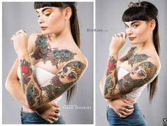 #kitzklikz #malta #studio #photography #girl #tattoos #light #fashion #keithdarmanin