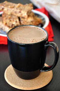 Nutella Hot Chocolate =yum