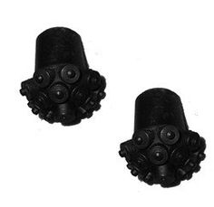 Pair of Pace Maker Extended Life Vulcanized Rubber Replacement Tips/asphalt Paws Ferrules (Fits Almost All Brands of Poles) ** More info could be found at the image url.