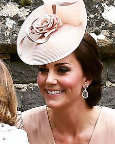 "- Catherine Elizabeth (@kate.william.royals) on Instagram: ""#katemiddleton #duchessofcambridge #pippamiddleton #wedding #today"""