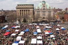 One of the best things to do in spring is hit one of the many fantastic flea markets and street fairstaking place in our fair city. Much like going to Sun