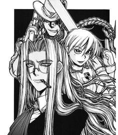 Hellsing Final Fantasy - Read Hellsing Final Fantasy Manga Scans Page 1 Free and No Registration required for Hellsing Final Fantasy : Final Fantasy Iron Maiden, Sir Integra, Vampire Eyes, Seras Victoria, Hellsing Alucard, Black Lagoon, Manga Artist, Manga Pages, Blue Exorcist