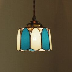 Stained Glass Lamps, Stained Glass Designs, Stained Glass Patterns, Tiffany Lamps, Lamp Light, Glass Art, Interior Decorating, Ceiling Lights, Lighting
