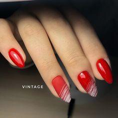 Toe Nail Art, Nail Art Diy, Perfect Nails, Gorgeous Nails, Red Nails, Hair And Nails, Celebrity Nails, Nail Envy, Elegant Nails