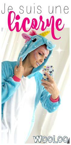 Aujourd'hui, je me suis amusée à me déguiser en Licorne #halloween #unicorn #makeup Maquillage Halloween, Halloween Makeup, Unicorn Makeup, Snow White, Hui, Disney Princess, Character, Beauty, Ideas