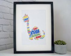 45 best personalised prints images on pinterest greeting cards personalised dinosaur personalised dinosaur print word art print unframed print personalised print word artgreeting cards m4hsunfo