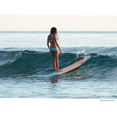 Gliding up and over a wave with Sormarie in Southern California. Photo: Chris Grant, Jettygirl.com