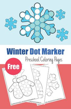 happy new year winter dot marker free printables preschool coloring pages ,do a . - happy new year winter dot marker free printables preschool coloring pages ,do a dot marker activity - New Years Activities, Winter Activities For Kids, Winter Crafts For Kids, Winter Ideas, Free Preschool, Preschool Themes, Preschool Printables, Preschool Winter, Activity Pages For Kids Free Printables
