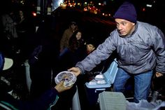 Jorge Munoz: founder of, Angel in Queens foundation. This organization delivers meals for free to poor people in Queens New York.