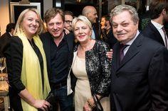 Evento Gobbetto/Belstaff _Fuori Salone 2015 Famiglia Gobbetto  Gianluca Gobbetto Giancarlo Gobbetto Clarissa Gobbetto Itala Gobbetto