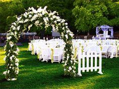 Garden Fiesta - İstanbul Kır Düğünü mekanları
