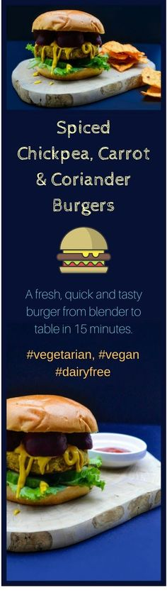 An easy burger recipe that can be made in a power blender or food processor. From blender to table in 15 minutes and all made with fresh tasty ingredients. Cook from fresh or freeze for another day.These burgers are suitable for a vegetarian, vegan or dairy free diet. Only 257 calories each, so great for the 5:2 diet too.