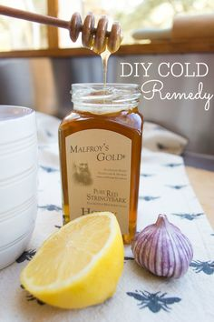 Natural Cold Remedy   DIY Cold Remedy   How To Cure Colds Naturally